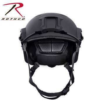 Advanced Tactical Adjustable Airsoft Helmet Black, Available 11/29/2019