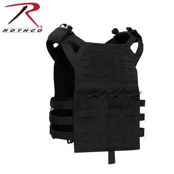 Laser Cut Lightweight Armor Carrier MOLLE Vest