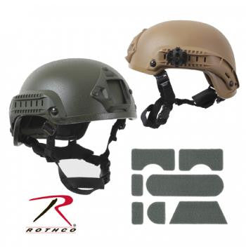 Airsoft Base Jump Helmet, Coyote Brown