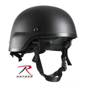 ABS Mich-2000 Replica Tactical Helmet, Black