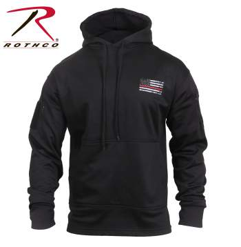 Thin Red Line Concealed Carry Hoodie Sale!