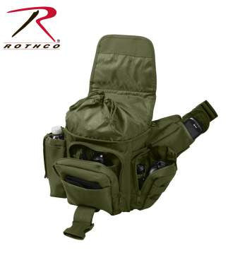 Advanced Tactical Bag, Olive Drab