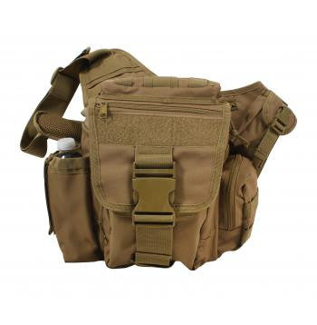 Advanced Tactical Bag, Coyote Brown