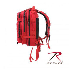 Medium Tactical Transport Pack, Red