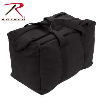Canvas Mossad Type Tactical Cargo Bag