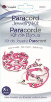 Pink Braid Bracelet Paracord Kit
