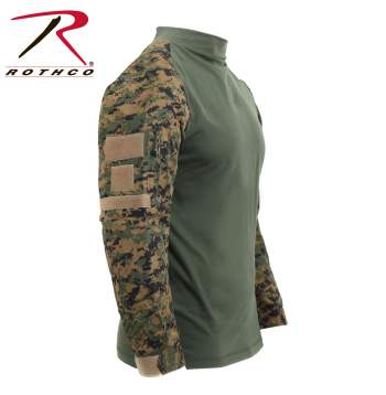 Tactical Airsoft Combat Shirt