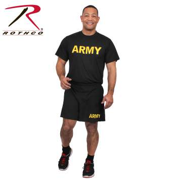 Army Physical Training Shirt