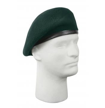 G.I. Inspection Ready Beret, Green