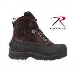 Cold Weather Hiking Boots - Brown