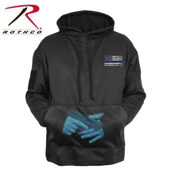 Thin Blue Line Concealed Carry Hoodie Sale!