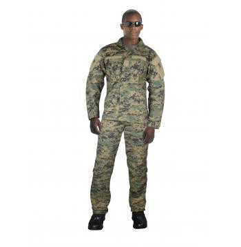 Military Combat Uniform Pants, Woodland Digital