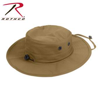 """Adjustable"" Boonie Hat Coyote"