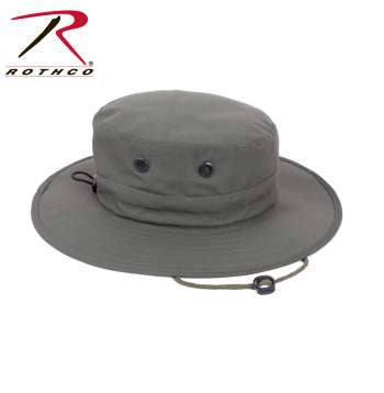"""Adjustable"" Boonie Hat Olive Drab"