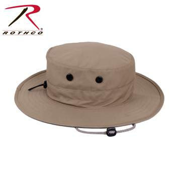 """Adjustable"" Boonie Hat Khaki"