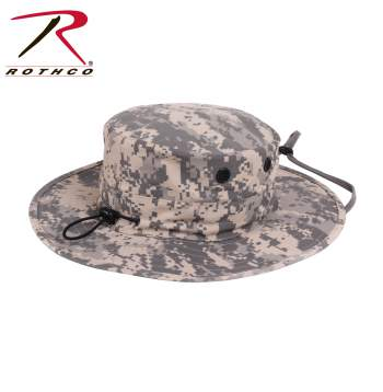 """Adjustable"" Boonie Hat Acu Digital"