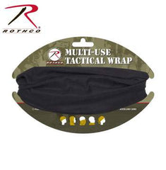 Multi Use Tactical Wrap, Black