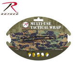Multi Use Tactical Wrap, Woodland Digital