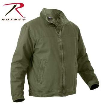 3 SEASON CONCEALED CARRY JACKET, OLIVE DRAB