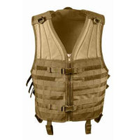 MOLLE Modular Vest Coyote Brown