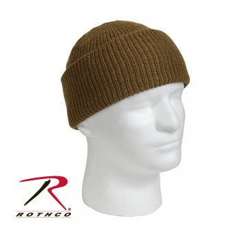 Genuine G.I. Wool Watch Cap Coyote Brown