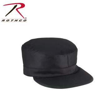 Gov't Spec Fatigue Cap Black