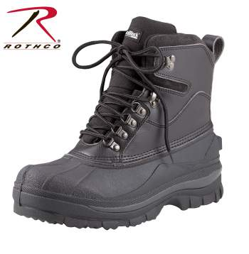 "Rothco 8"" EXTREME Cold Weather Hiking Boots #5659"
