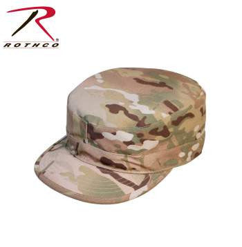 Gov't Spec Fatigue Cap Multicam