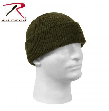 Genuine G.I. Wool Watch Cap Olive Drab