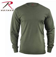 Long Sleeve Solid T-Shirt