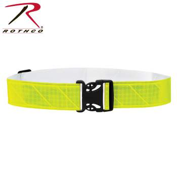 Lightweight Reflective PT (Physical Training) Belt