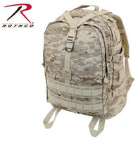 Large Camo Transport Pack Desert Digital Camo