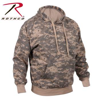 Acu Digital Camo Pullover Hooded Sweatshirt Sale!