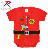Infant Fireman One-piece