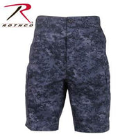 BDU SHORTS MIDNIGHT DIGITAL CAMO