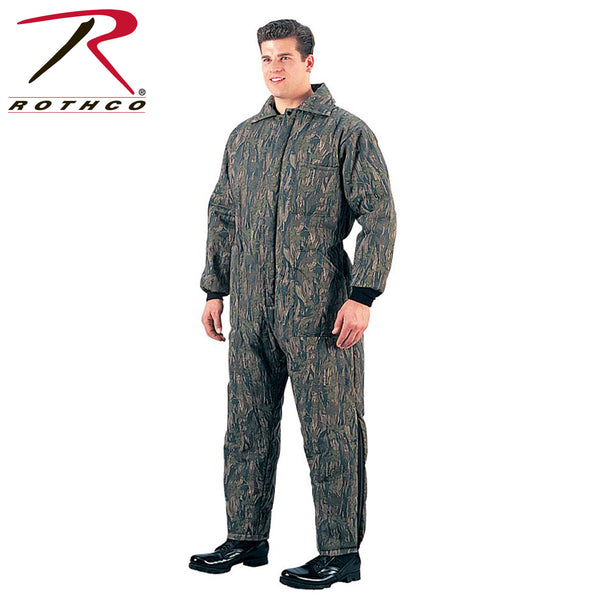 Insulated Coveralls Smokey Branch