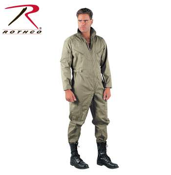 FLIGHTSUIT FOLIAGE GREEN