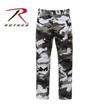 Color Camo BDU Pant, City Camo