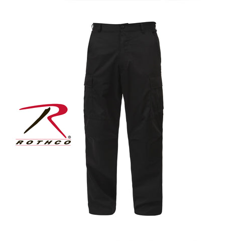 BDU Pants, Black