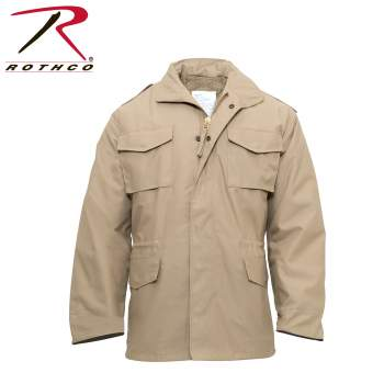 M-65 Field Jacket Khaki, SALE!