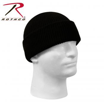 Genuine G.I. Wool Watch Cap Black