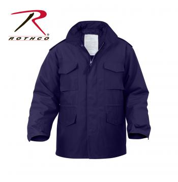 M-65 Field Jacket Navy Blue