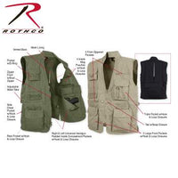 Copy of Plainclothes Concealed Carry Vest