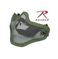 Tac Gear Strike Steel Half Face Mask