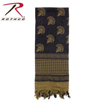 Spartan Shemagh Tactical Desert Scarf