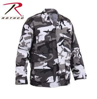 BDU Shirt City Camo