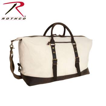 Extended Weekender Bag Natural