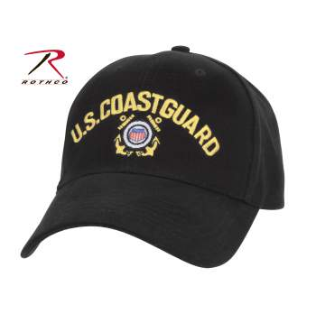 U.S. Coast Guard Low Profile Insignia Cap