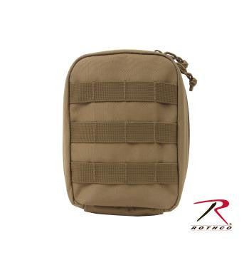 MOLLE Tactical Trauma & First Aid Kit Pouch