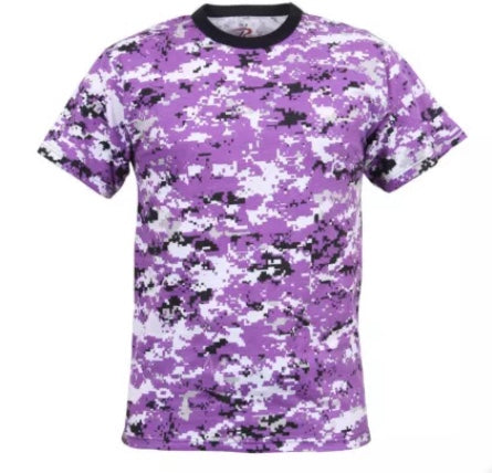 Digital Camo T-Shirt SALE!